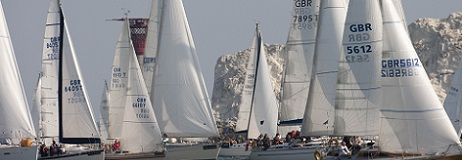 The Solent hosts some of the finest sailing events in the world