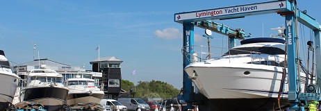 The best boatyard on the south coast