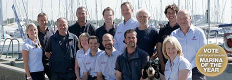 Your marina team