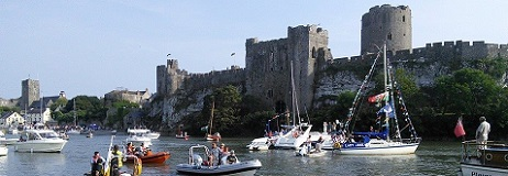 Another busy year of events at Neyland Yacht Haven